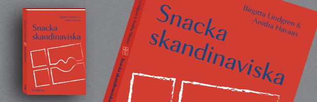 Bild på boken Snacka skandinaviska