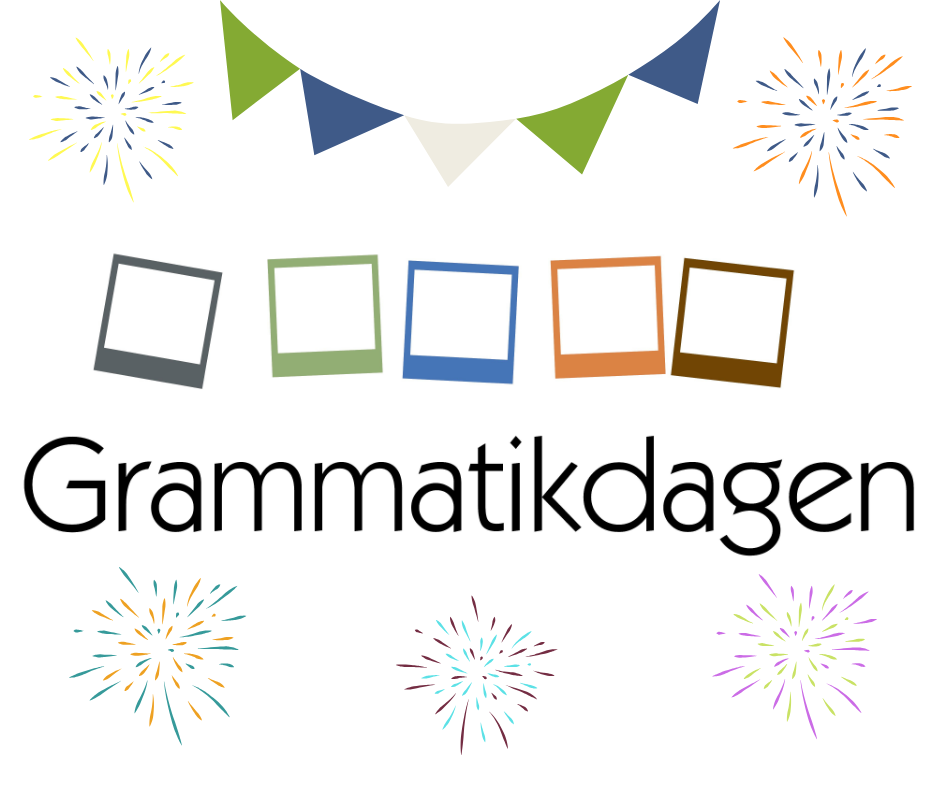 Till Grammatikdagens webbplats (grammatikdagen.se).
