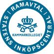 Symbolen för ramavtal med statens inköpscentral