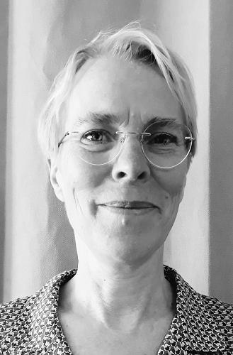 Porträttbild av Karin Dellby.