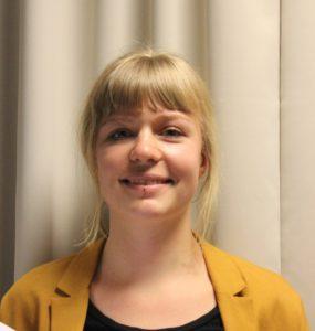 Minna Dahlberg, språkkonsult